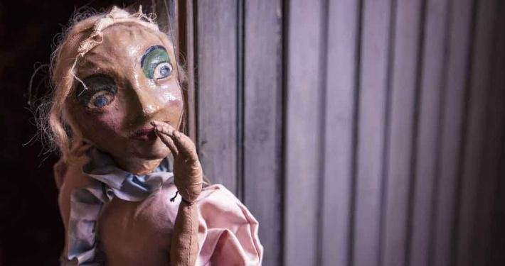 puppet, marrionette