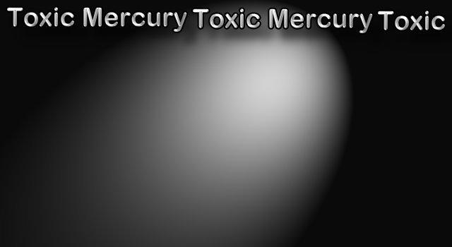 Toxic mercury